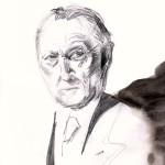 Adenauer-Skizze 1 – © Vanessa Hartmann