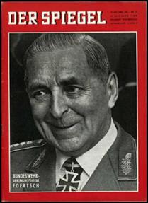 Zweiter weltkrieg orden und abzeichen in der bundeswehr for Der spiegel deutsche ausgabe